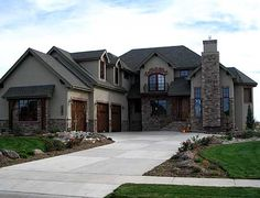 exterior, color, brick above windows, wrought iron