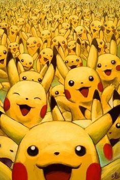 Pikachu (Pokemon) Fan Art by ry-spirit Anime Yugioh, Anime Pokemon, Pokemon Fan Art, Pokemon Go, Pikachu Pikachu, Anime Plus, Anime W, Pokemon Mignon, Anime Quotes Tumblr
