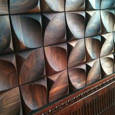 Via Modular Wooden Wall Tile For A Feature Wall In Other Words.