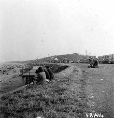 Portmarnock beach 1940's