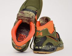 #Nike Air Trainer SC II Premium QS Digi Camo #sneakers