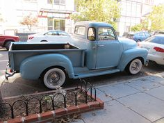 Old #chevy pickup
