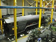 LNER Class A3 4472 Flying Scotsman - Wikipedia, the free encyclopedia