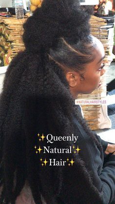 Black Girl Natural Hairstyles, Natural Protective Hairstyles, Natural Protective Styles, Protective Hairstyles For Natural Hair, Natural Styles, Black Women Hairstyles, Girl Hairstyles, Natural Hair Puff, Natural Hair Tips