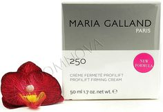Maria Galland Profilift Firming Cream 250 50ml - Toning 24-hour care with 3D effect, which counteracts loss of skin firmness #MariaGalland #skincare #antiaging #antiwrinkle #beauty #firmingcream