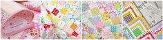 Handmade Modern Quilts and Quilt Patterns par redpepperquilts