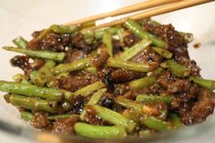 Just because you started your post-Holiday diet doesn't mean you should stop eating well. It's important you don't deprive yourself of the right foods. This Stir-Fried Orange Beef is perfect! It's a wholesome, healthy combination of beef strips and fresh green beans. A quick pre-marinating and some stir-frying will do the trick. Once you combine...