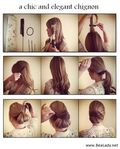 15 Simple and Cute Hairstyle Tutorials and Ideas for 2014 - BeaLady.net