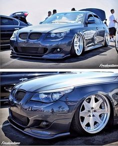 I have this same model and seeing this one, I'm tempted to put the front spoiler on it now! lol.