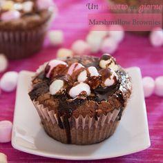 Un biscotto al giorno: Marshmallow Brownies