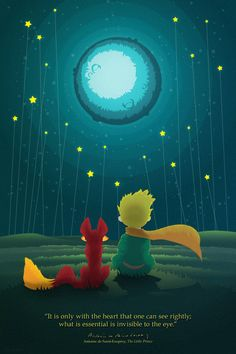 The Little Prince by blackcrow03