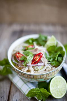 vietnamese noodle soup--excellent recipe, and easy!