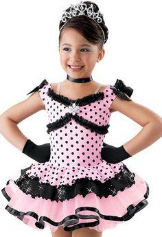 Girls' Tap and Jazz Costumes: Dresses l Weissman