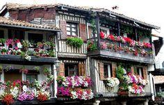 La Alberca Salamanca Spain