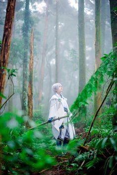 Minatosaku(米櫻碰) Tsurumaru Kuninaga Cosplay Photo - Cure WorldCosplay