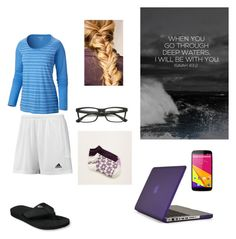 Untitled #85 by vhinvest on Polyvore featuring polyvore, fashion, style, Columbia, adidas, Aerie, L.L.Bean and Speck
