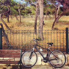 cycling @Kavouri...