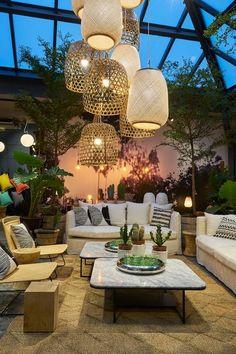 Tree Branch interior design INTERIOR & WITHIN
