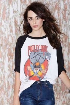 2aa2319c 19 Best Vintage Rock T-shirts images | Vintage rock t shirts, Rock ...