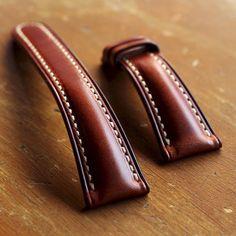 watch strap #niwaleathers #watchstrap #bespoke #handcrafted #buttero