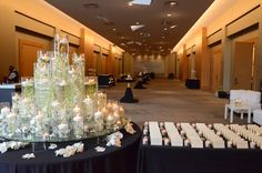 tall alter aisle candles - Google Search