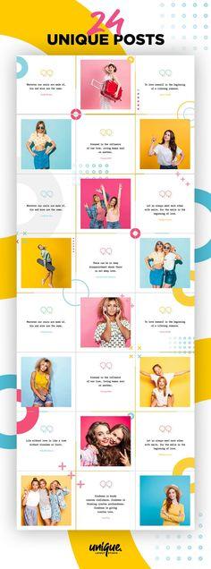 Instagram Design, Flux Instagram, Instagram Feed Theme Layout, Canva Instagram, Insta Layout, Instagram Feed Ideas Posts, Feeds Instagram, Instagram Grid, Instagram Story Ideas