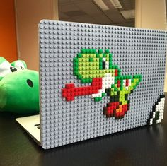 Only 2 days left to get your Brik Case on Kickstarter !!! Don't miss this EGG-cellent opportunity to join the original #brikcase community! http//brikcase.com #yoshi #nintendo #lego #pixelart #pixels #8bit #kickstarter