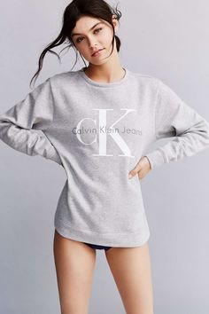 Calvin Klein Sweatshirt from urban that i REALLLLLYYYYY WANT