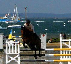 """""""Jumping des sable"""" à Arcachon - du 28 au 30 juin 2013"""