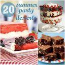 20 Summer Party Desserts