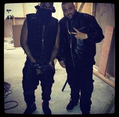 """DJ Khaled, Kanye West and Rick Ross headed down to Miami to shoot the video for their banger """"I Wish You Would.""""    Read more: http://globalgrind.com/music/kanye-west-rick-ross-dj-khaled-set-i-wish-you-would-set-photos#ixzz20qexGeEz"""