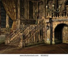 abandoned mansions -