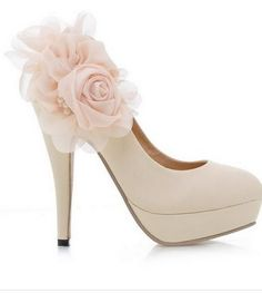 Ok im ready now. Here's my wedding shoes! Wait where's the groom?!