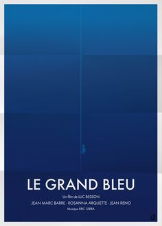 Movie posters in minimalist style - [Gallery] Posters of films in a minimalist style Photo -