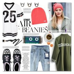 """""""Hat Head: Beanies beautifulhalo"""" by barbarela11 ❤ liked on Polyvore featuring Benefit, Zimmermann, beanies and bhalo"""