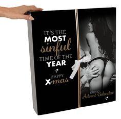 De spannendste adventskalender ever! Advent Calendar, Erotic, Happy, Calendar, Advent Calenders, Ser Feliz, Being Happy