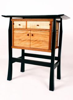 Fine Wood Furniture by Tom Owens NIce height