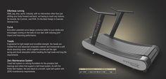 SpeedFit SpeedBoard: Manual Treadmill Non Motorized Curve Treadmill