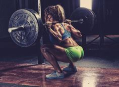 Squat! Nobody ever wrote a song about a small booty ;) - Fit girls and women to use as inspiration for the gym and working out!