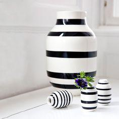 News from Kähler Design, Omaggio miniature vases  http://royaldesign.com/EU/viewitem.aspx?ID=93934  #kähler #kahler #kählerdesign #design #royaldesign #designnews #news #autumn #fall #trend #trends #interiordesign #inredning #heminredning #homedecor #decor #inspiration #stripes