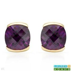 LAUREN G. ADAMS Attractive Earrings With 4.70ctw Cubic zirconia 14K/925 Gold plated Silver. Total item weight 9.3g Length 14mm Lauren G. Adams. $44.00