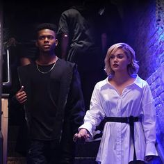 Cloak And Dagger Season 2 Olivia Holt Aubrey Joseph Image 1 Series Da Marvel, Superhero Tv Series, Best Superhero, Hulk Superhero, Spiderman, Captain Marvel, Marvel Dc, Rhode Island, Tyrone Johnson