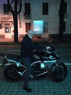 Moto Guzzi Stelvio 1200 4V 2009