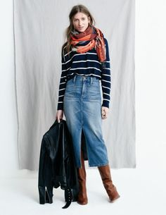 You'll Want to Pin the Heck Out of Madewell's Fall Lookbook