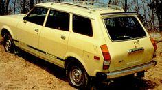 1974 Subaru GL Wagon
