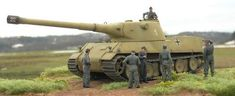 "Panzer VI Panzerkampfwagen ""Löwe"" , (Lion) VK 7201"