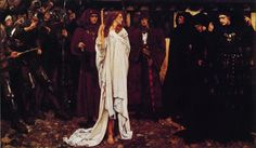 Edwin Austin Abbey: The Penance of Eleanor