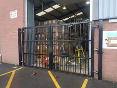 Security Gates, Industrial, The Unit, Construction, Wall, Safety Gates, Building, Industrial Music, Walls