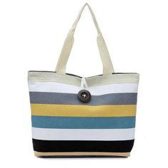 90557b37b669 2016 Women Messenger Bags Fashion Lady Shopping Handbag Shoulder Canvas Bag