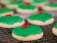 Get this all-star, easy-to-follow Christmas Cake Cookies recipe from Ree Drummond